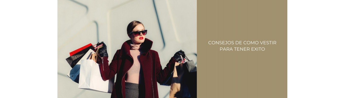 Consejos de como vestir para tener éxito