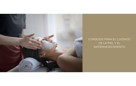 Consejos para el cuidado de la piel y antienvejecimiento